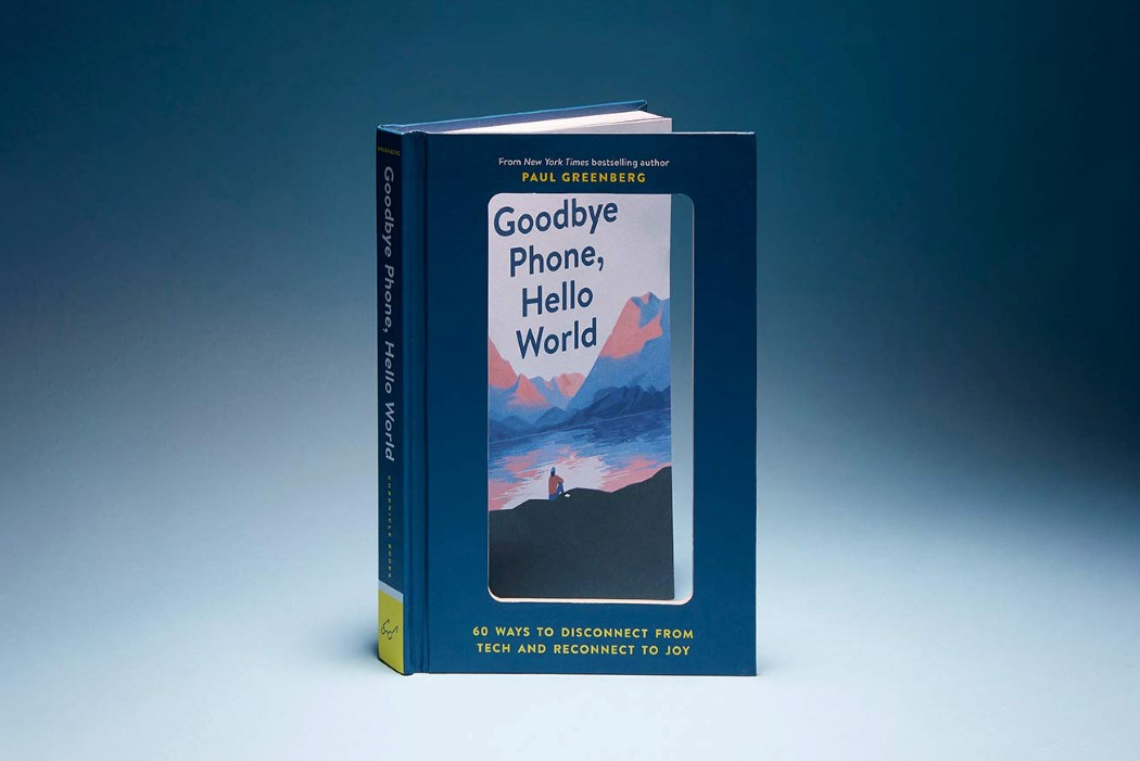 Finally, a book designed to help you stop doomscrolling on your phone