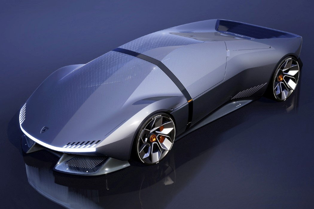 Lamborghini's design language will have to evolve as it transitions towards electric vehicles