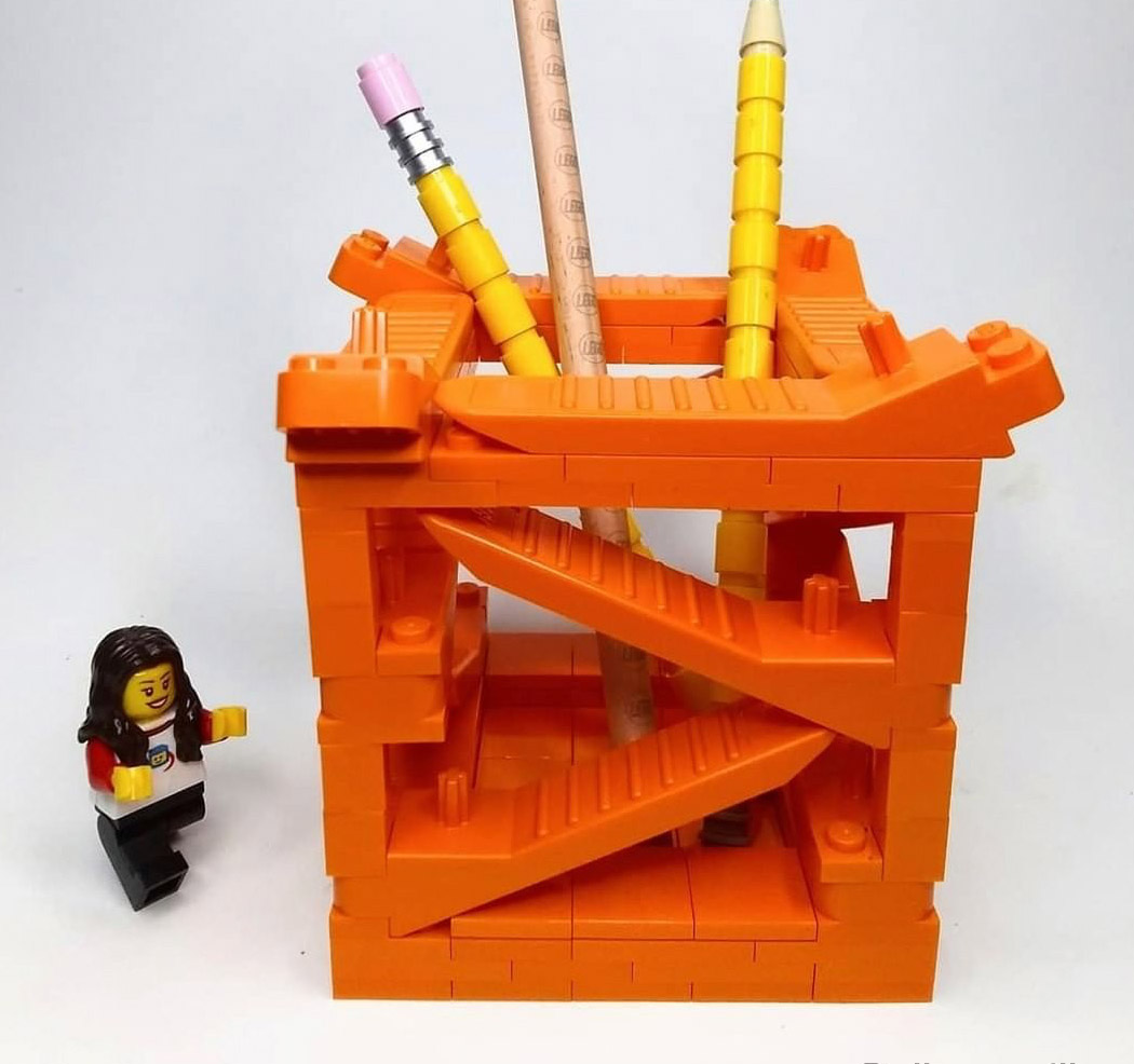 Lego Creations That You Can Use As Fun And Functional Everyday Products For Your Home Yanko Design