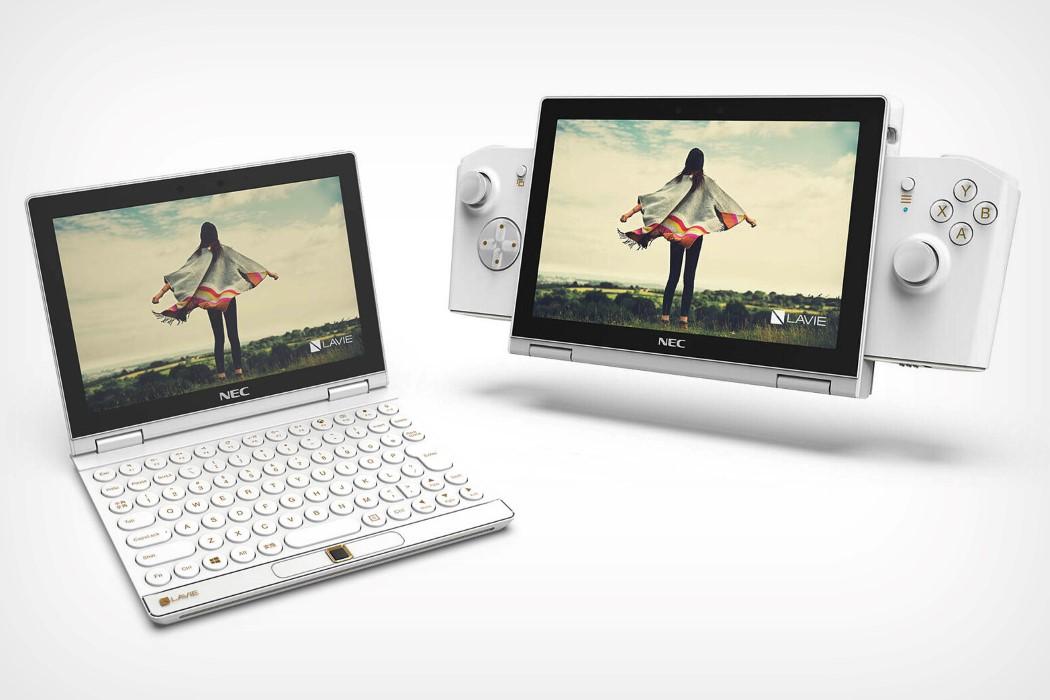 Новый Lavie Mini от Lenovo надеется стать всем — от ноутбука до портативной игровой консоли