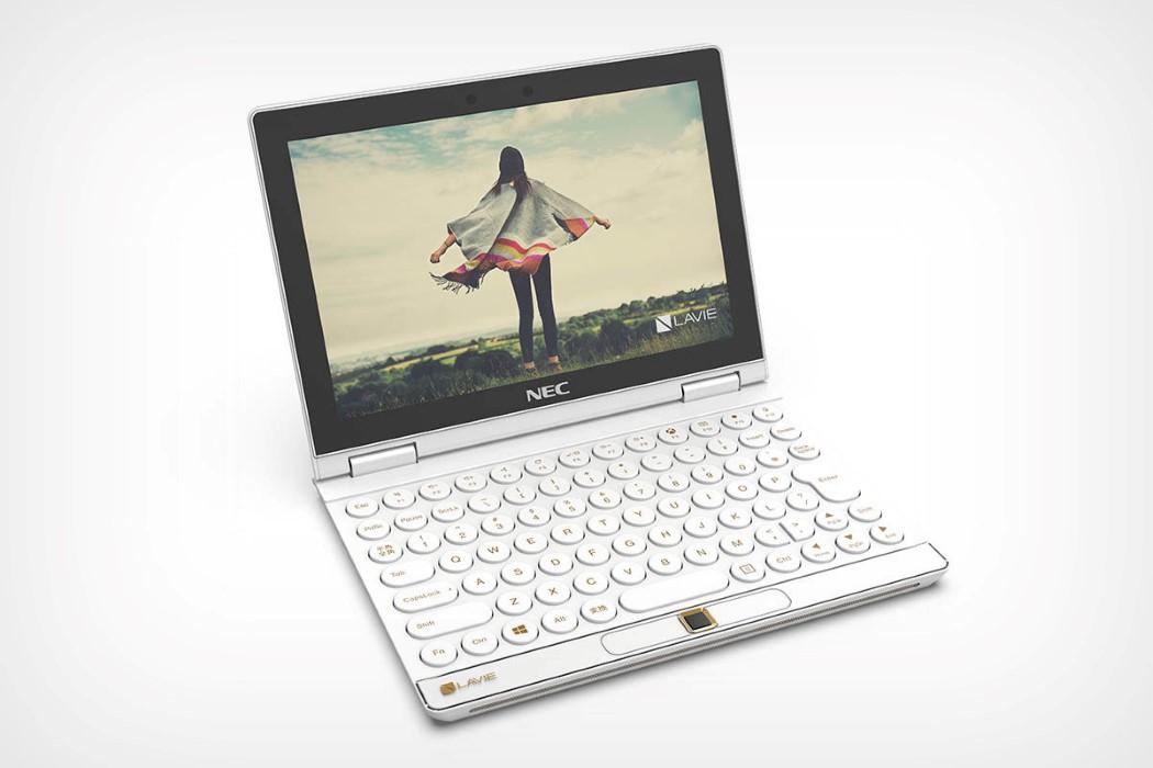 Новый Lavie Mini от Lenovo надеется стать всем - от ноутбука до портативной игровой консоли