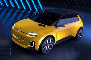 Renault unveils an electric vehicle prototype inspired by the R5's retro design!
