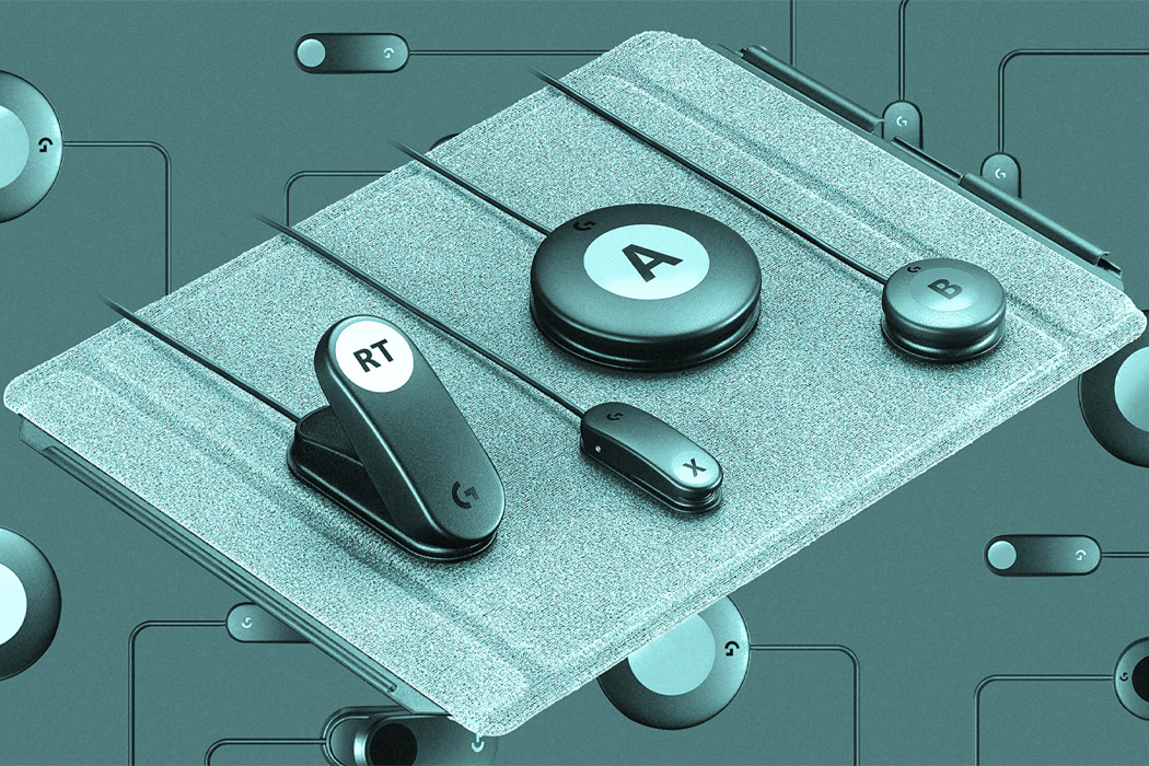 Logitech G Adaptive Gaming Kit для XBox предлагает игры для людей с ограниченными возможностями и доступен для продажи
