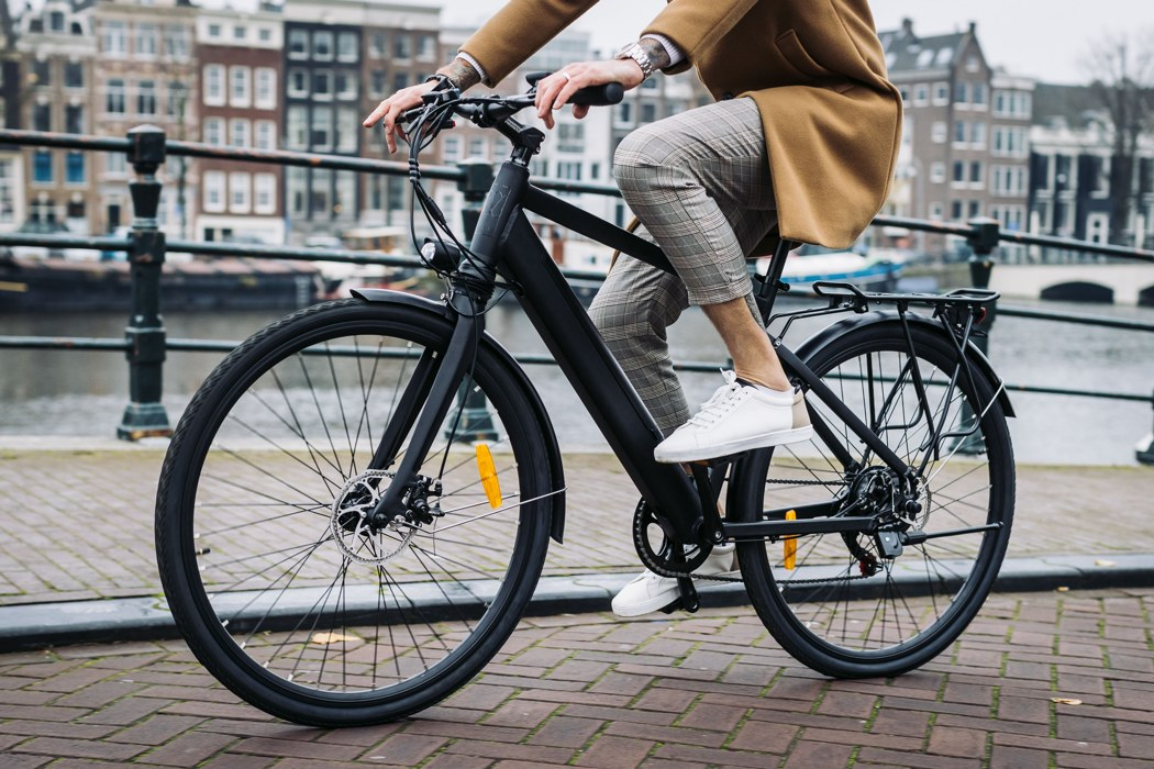 The Three Phase One aims at being the Tesla Model S of e-bikes with its universal design