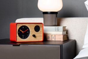 This alarm clock wakes you up to the music of Grammy award-winning artists!