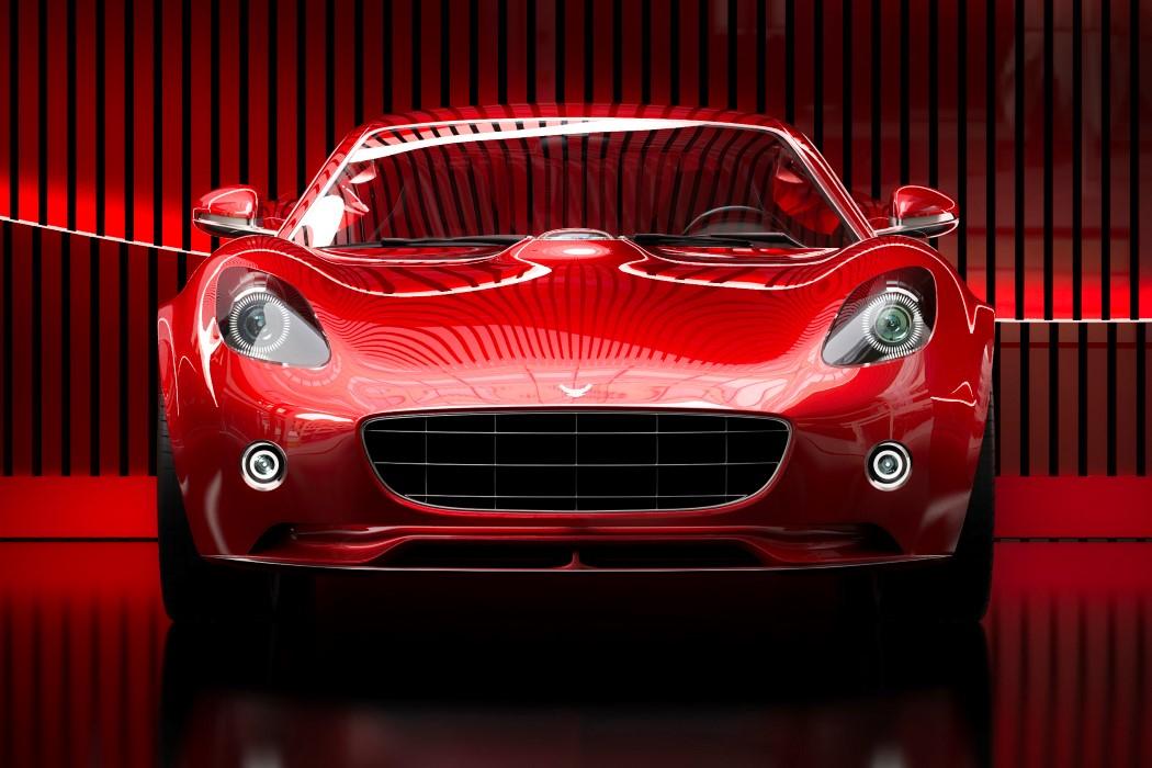 The gorgeous USD Passionata concept feels like 'modern automotive haute couture'