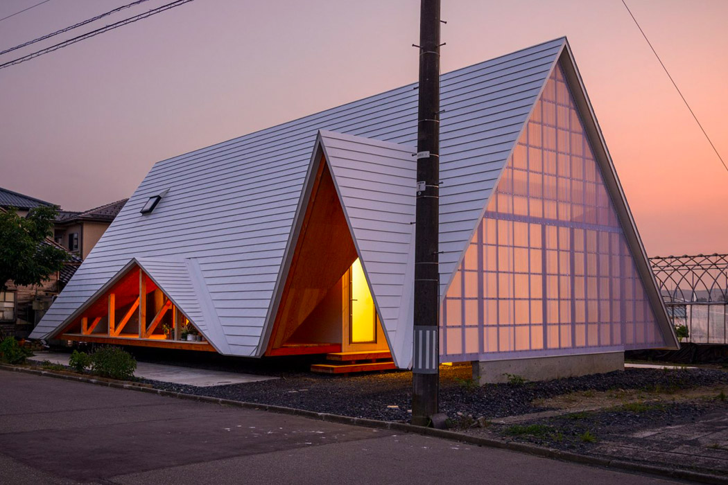 Japanese Architectural Designs that embody a zen, minimal way of living!