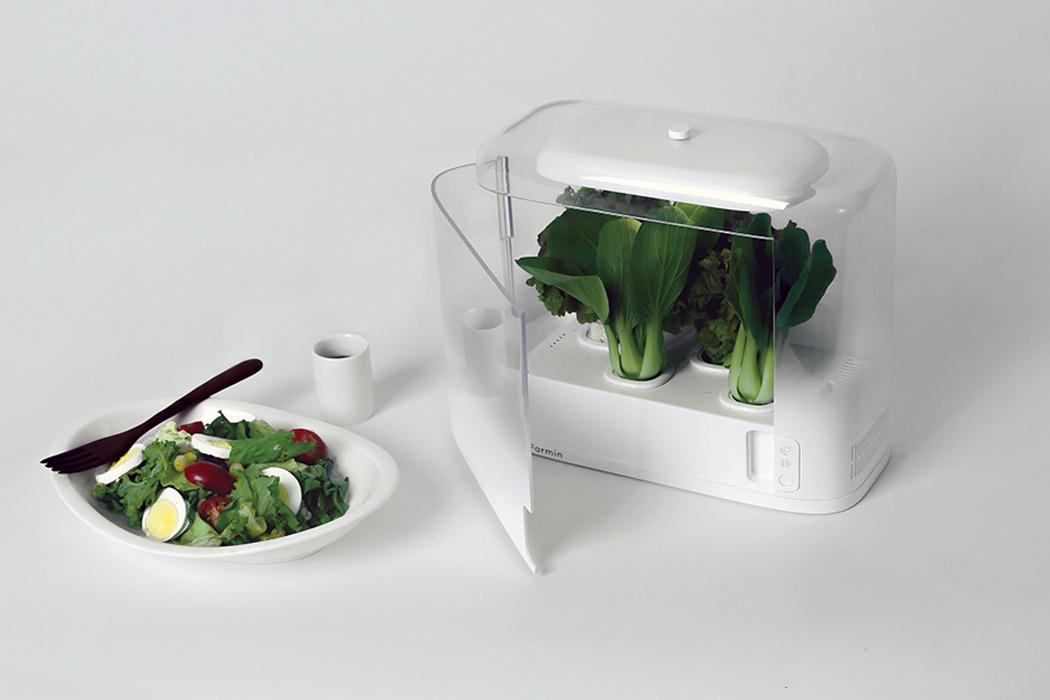 Этот крошечный овощевод - идеальный домашний сад для одного, приносите свежие продукты на свой стол!