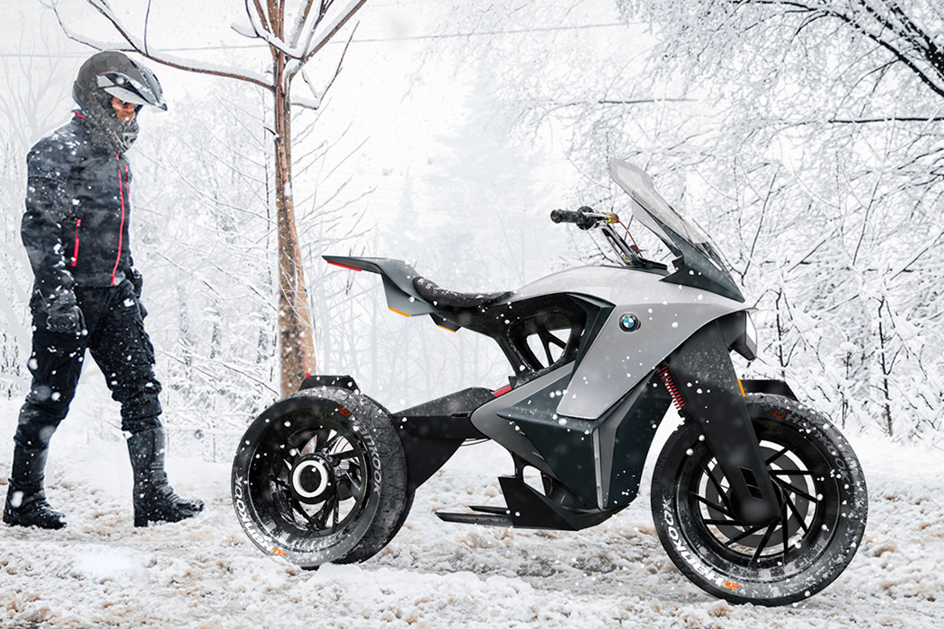 BMW's latest bike is designed for eco-conscious adventurers who have an emotional connect with their vehicle