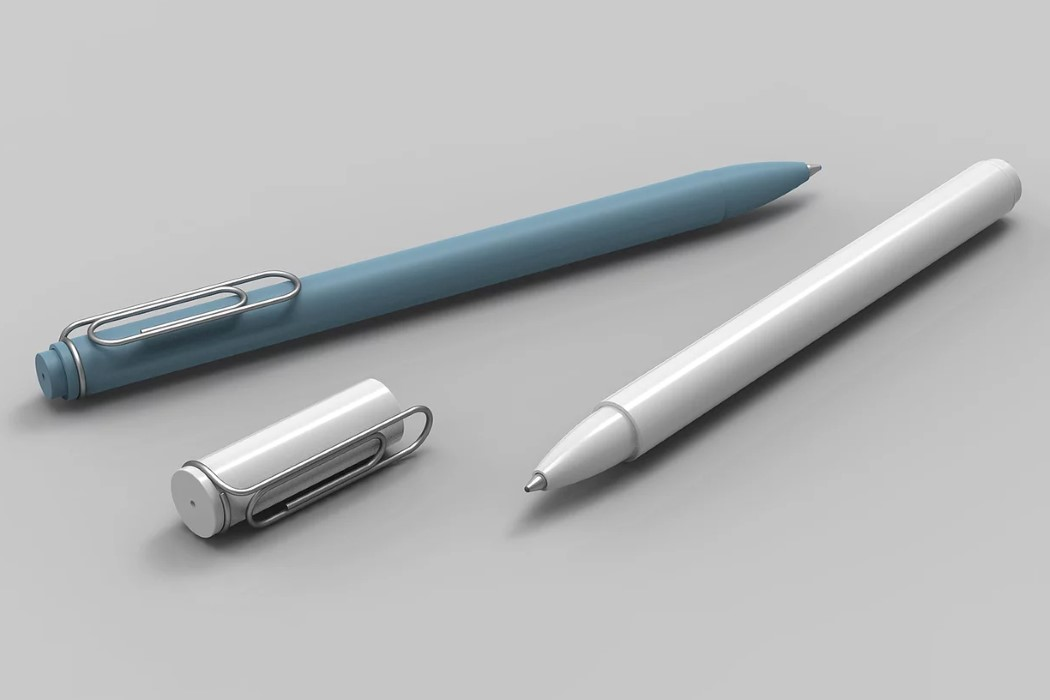 This Pen and Paper-clip hybrid is such a smart way of keeping your stationery and sheets together!