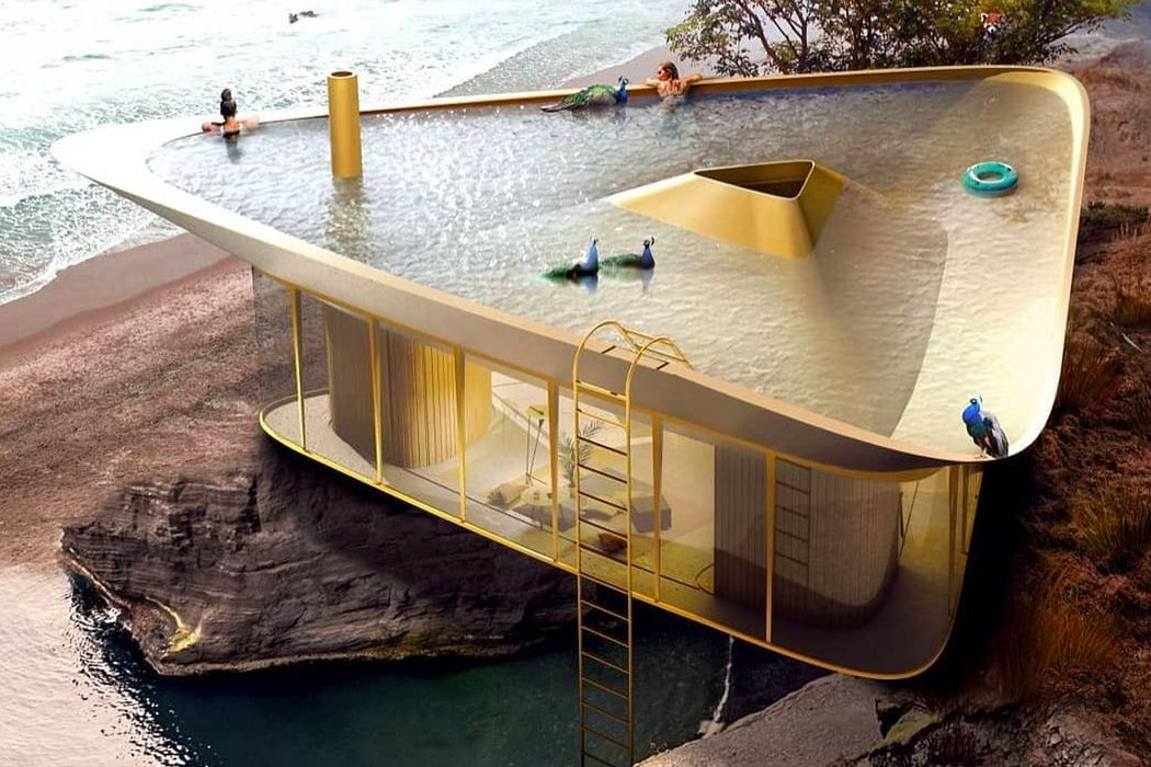 10 лучших домов для отпуска, которые идеально подходят для летнего отдыха после пандемии!