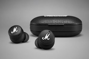 Marshall's first True Wireless Earbuds are here and they look like an audiophile's wet-dream!