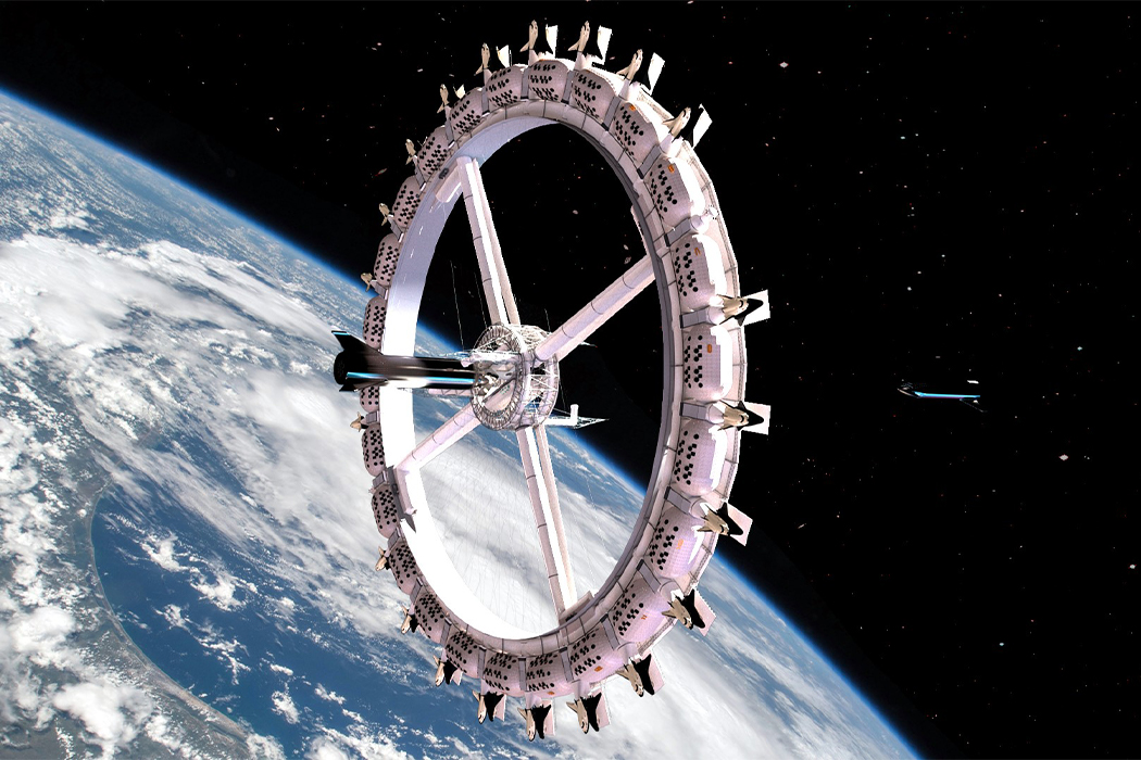 World's first space hotel is coming to life in 2027!