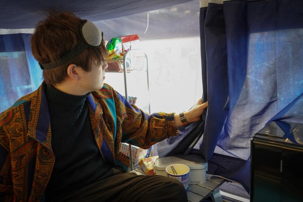 Эта японская крытая палатка - дружественное к интровертам социальное дистанцирование, которое нам нужно в 2021 году!