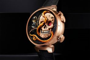 Louis Vuitton's $475,000 watch is an incredibly ornate time-telling artpiece