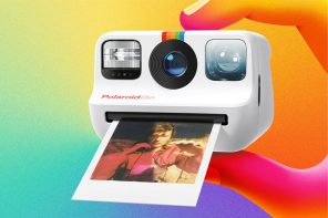 Polaroid's latest instant camera is the same classic analog we love, only pocket-sized!