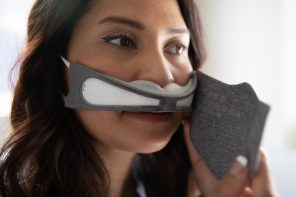 How MagSafe helped create a face mask that's comfortable to wear and easy to breathe through