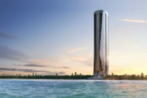Bentley Residences, the world's first high-rise by the luxury automaker will rise over Miami in 2026!