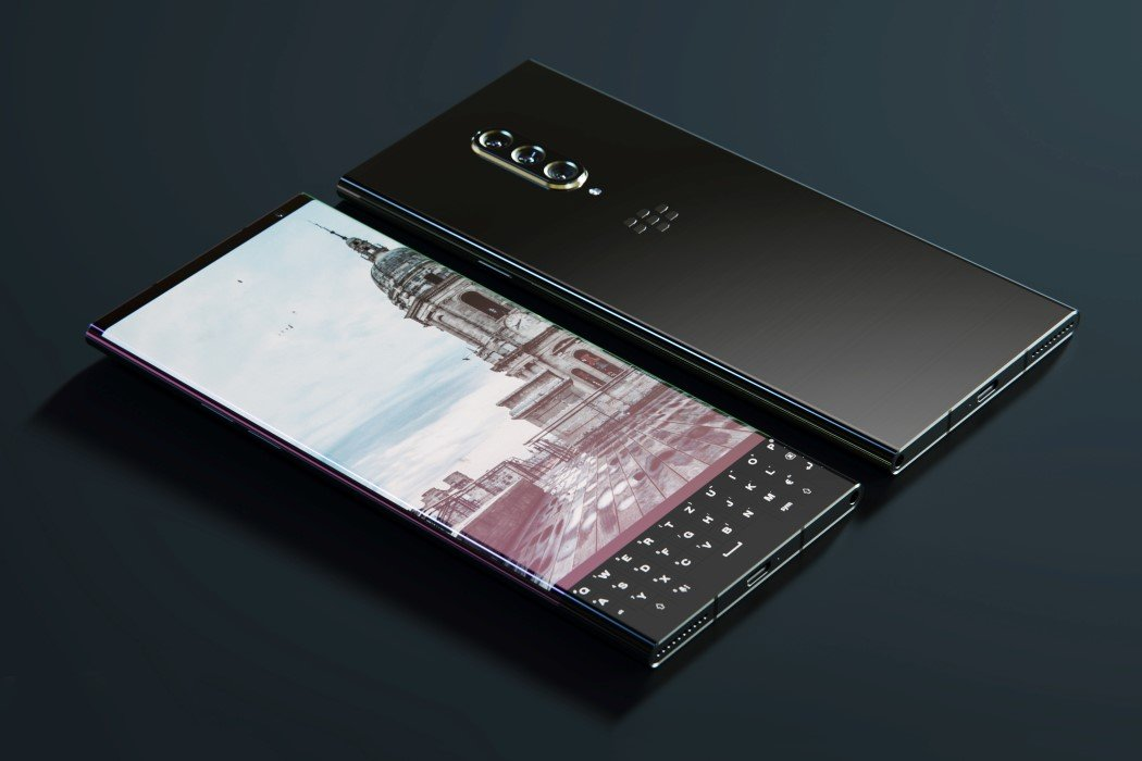 BlackBerry is still alive… And its latest smartphone will have 5G and even a physical keyboard