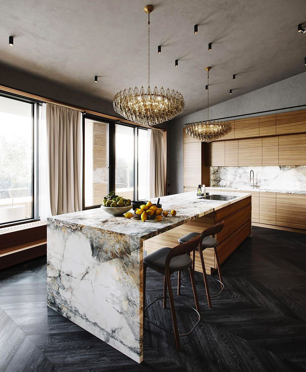Kitchen Designs that will be major inspiration for your dream kitchen goals!