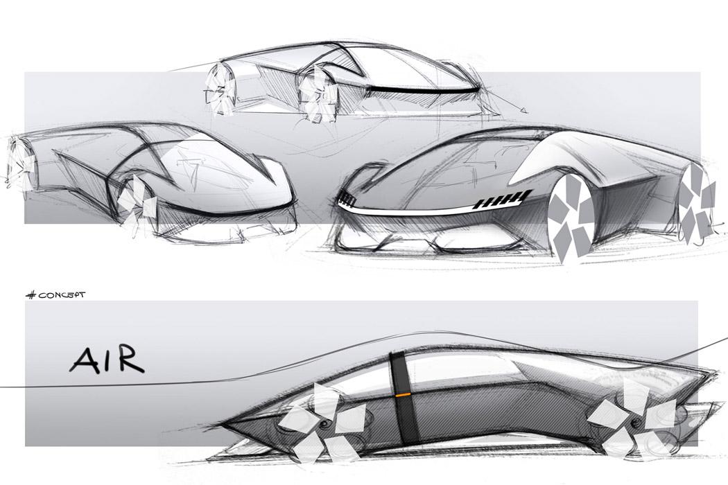 The Sustainable Lamborghini Of The Future – The Lamborghini E_X Electric Automotive Concept! 39