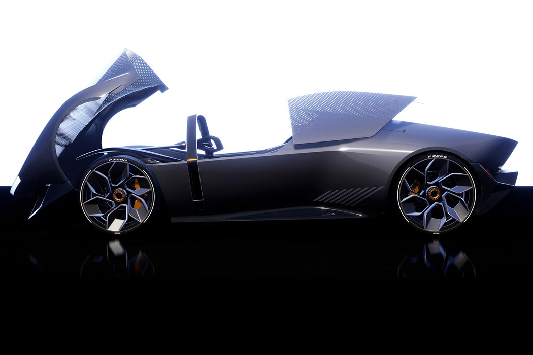 The Sustainable Lamborghini Of The Future – The Lamborghini E_X Electric Automotive Concept! 51