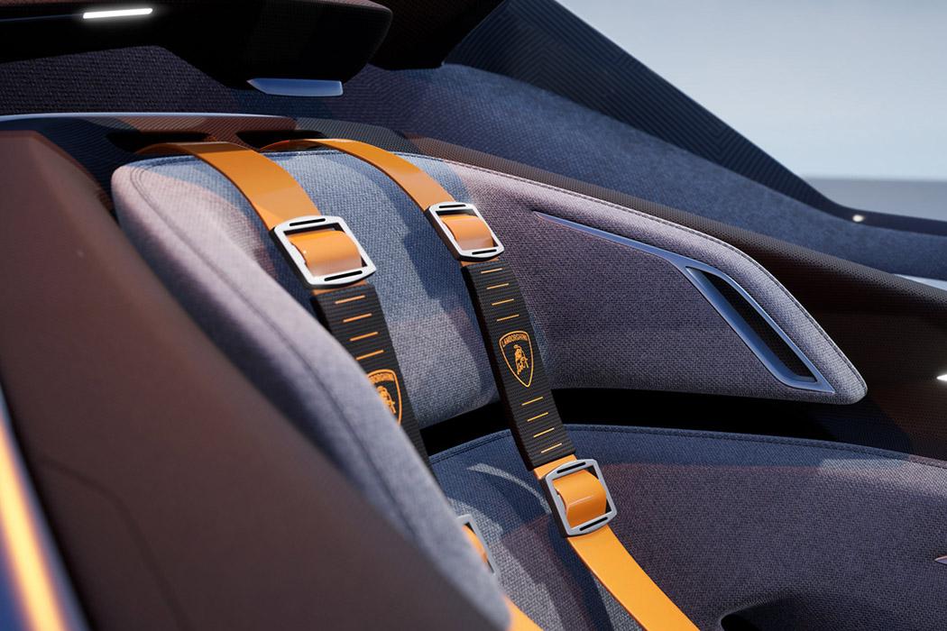 The Sustainable Lamborghini Of The Future – The Lamborghini E_X Electric Automotive Concept! 47