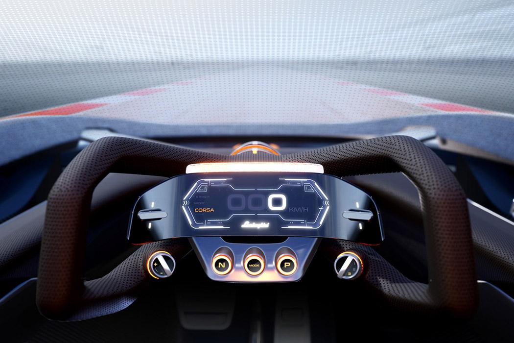 The Sustainable Lamborghini Of The Future – The Lamborghini E_X Electric Automotive Concept! 46