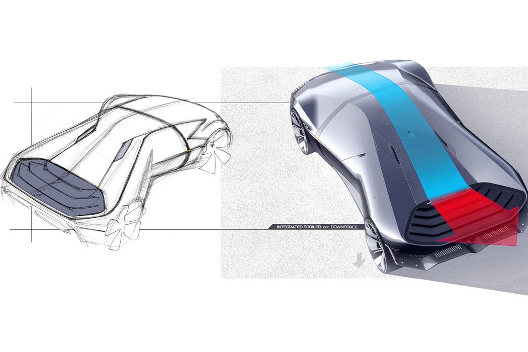 The Sustainable Lamborghini Of The Future – The Lamborghini E_X Electric Automotive Concept! 40