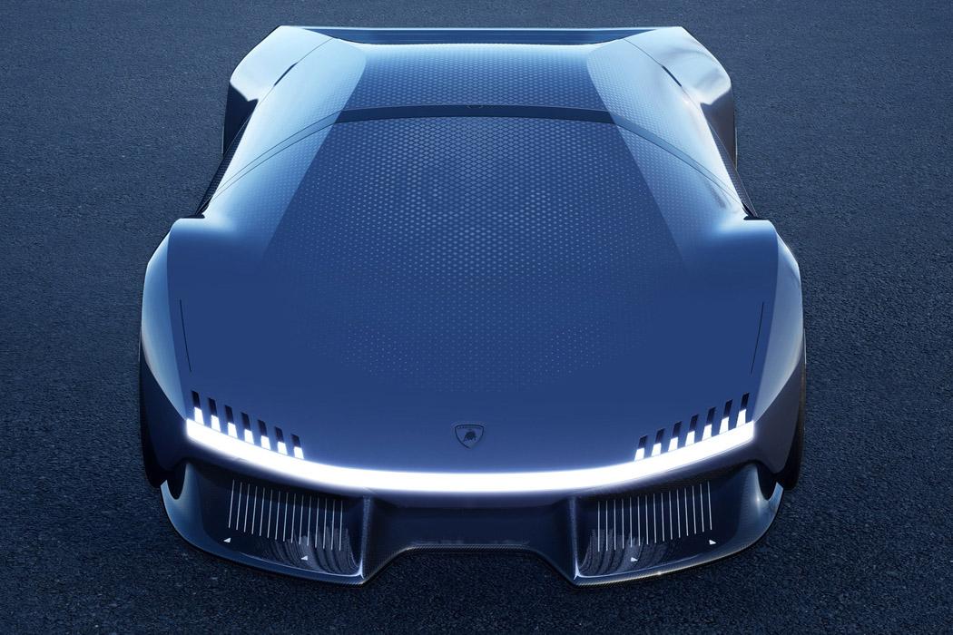 The Sustainable Lamborghini Of The Future – The Lamborghini E_X Electric Automotive Concept! 37