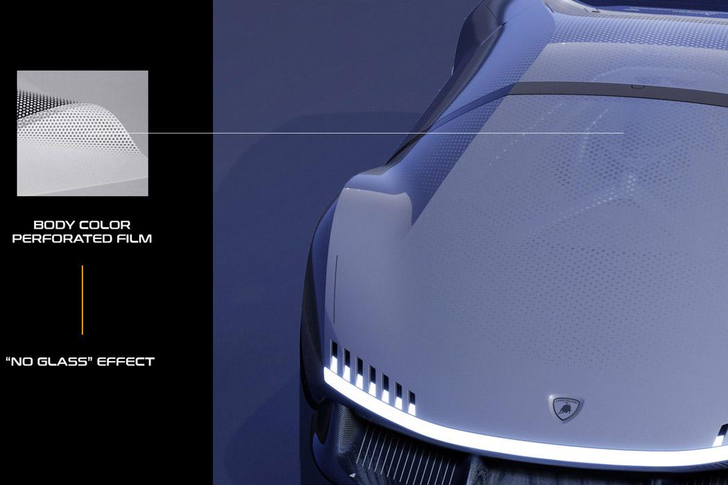 The Sustainable Lamborghini Of The Future – The Lamborghini E_X Electric Automotive Concept! 50