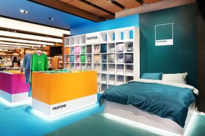 Pantone Lifestyle Gallery opens in Hong Kong, using color to invigorate, motivate and keep you going this 2021!