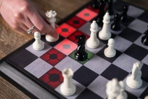 This AI chess board runs millions of winning strategies before guiding you to victory