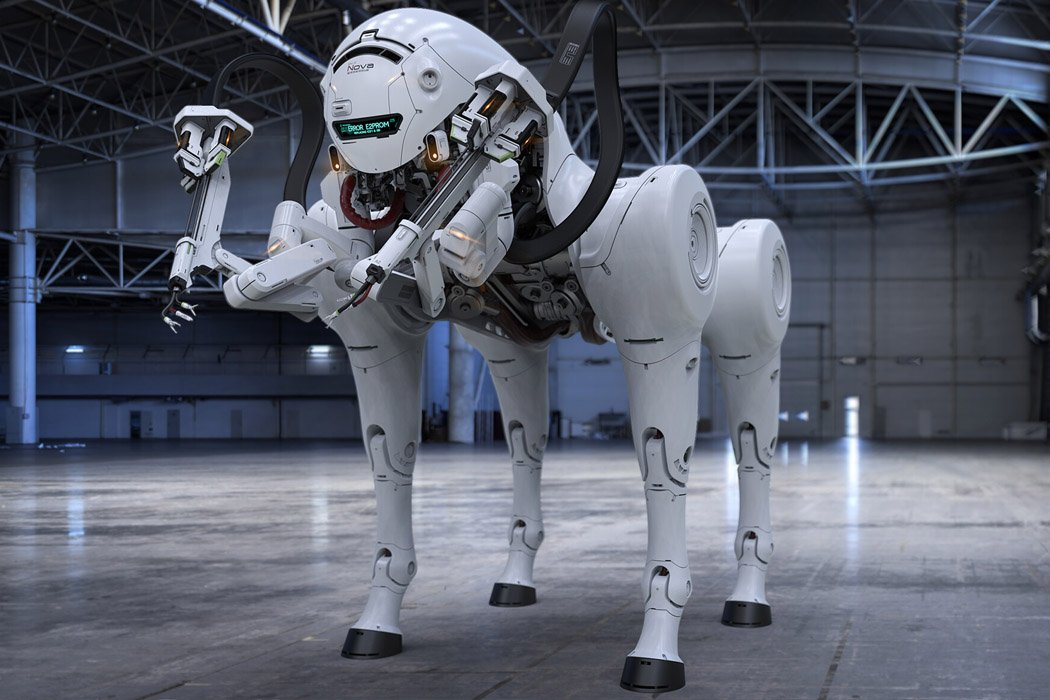 This futuristic robotic dog is Spot's closest rival Boston Dynamics needs to watch out!