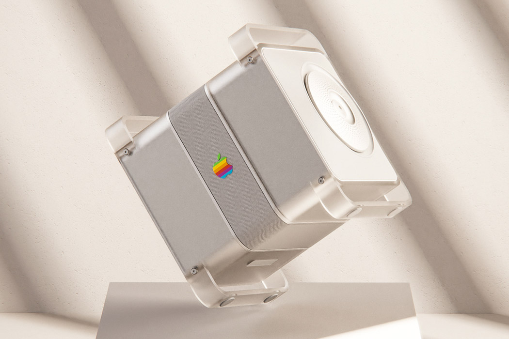 This Apple Power Mac series modern redesign matches Tim cook's vision!