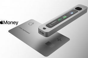 Meet Apple Money gadget, Apple's entry into the high-paced world of cryptocurrency mining + storage!