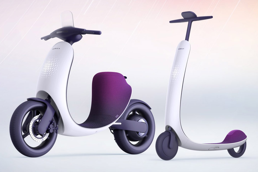 These futuristic personal mobility rides merge sleek design aesthetics with practical solutions!
