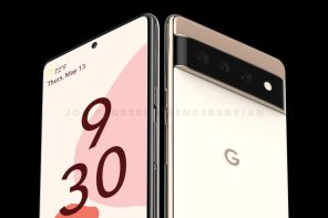 Google Pixel 6 leaked images show a smartphone with a 'camera belt' instead of a bump