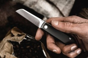 WESN redesigned the classic pocket knife to make it even better for the outdoors