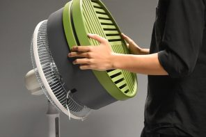 Stay cool this summer in an eco-friendly way with these inspirational product designs: Part 2