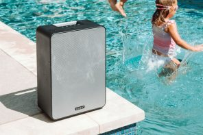 The Kube4 isn't your average speaker. It's a 101-decibel pumping portable concert inside a box.