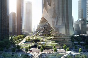 Green skyscrapers that add a touch of nature + sustainability to modern architecture!
