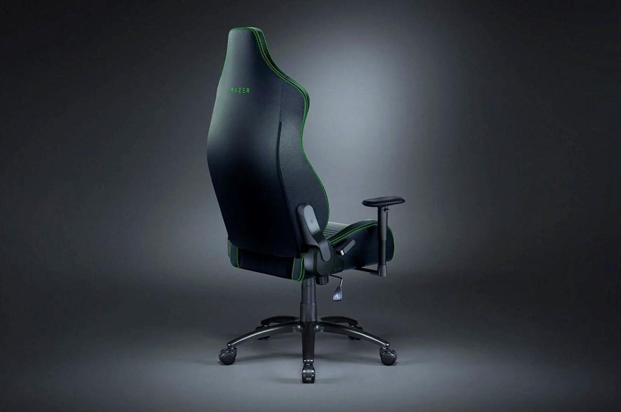 Razer Iskur X Ergonomic Gaming Chair Min-Liang Tan