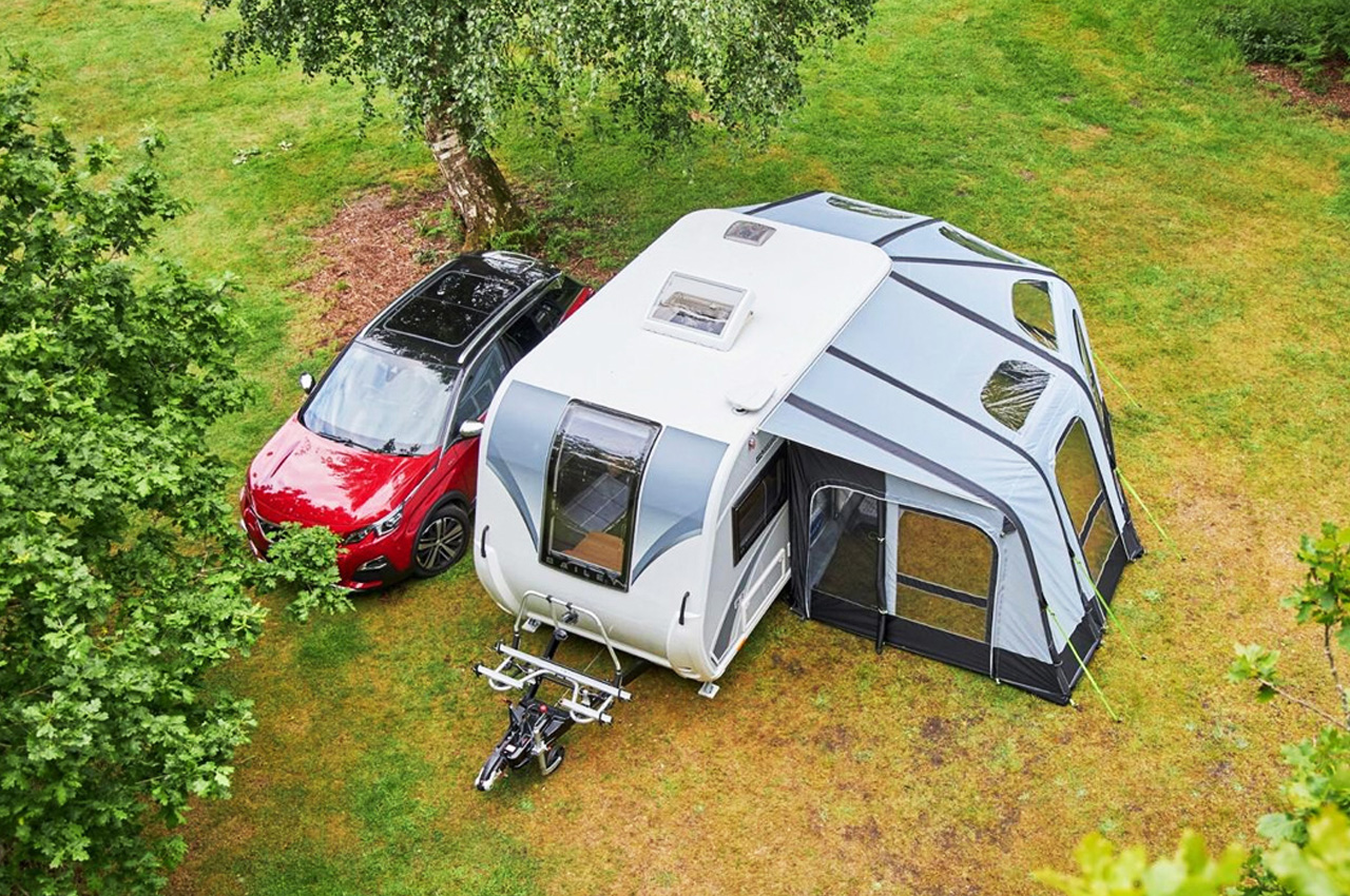 Camping tents designed to meet all your modern summer glamping plans!