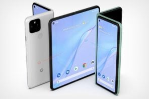 Google is rumored to be working on a foldable PIXEL Smartphone with a release date as early as 2021