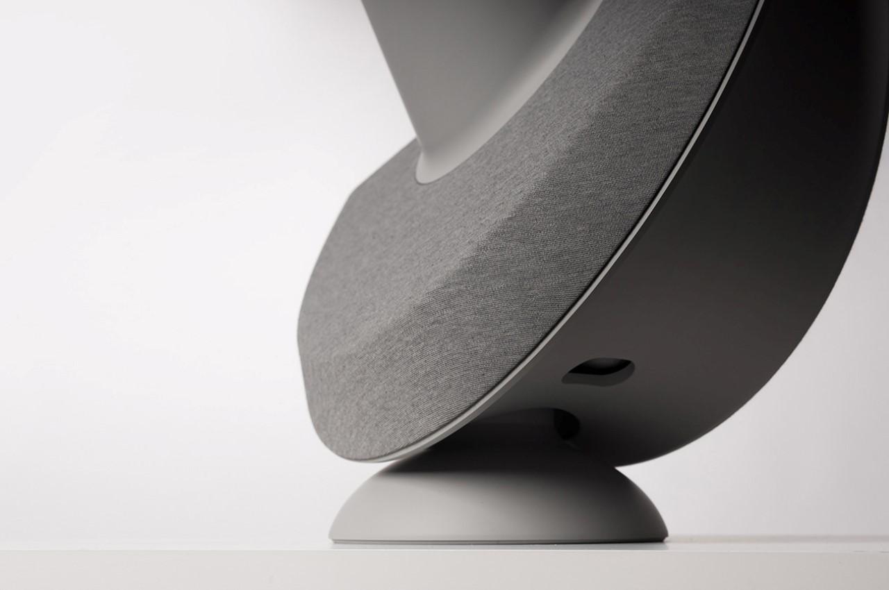 Torso Speaker inspired by Michelangelo Statue of David