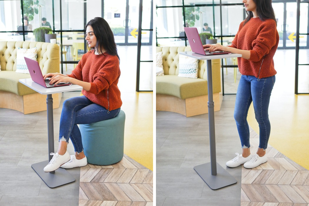 This flexible, portable work-desk is changing how we be productive remotely