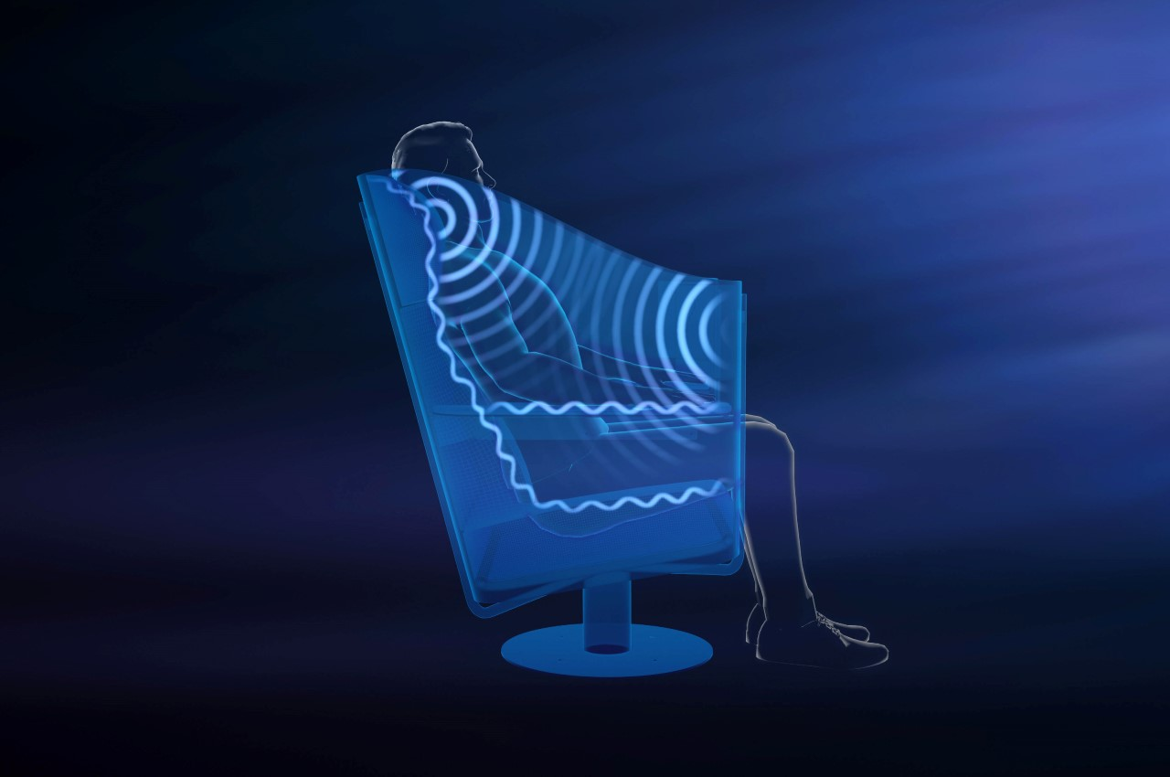 Flexsound Pulse - The first fully loudspeaker-free cinema sound system