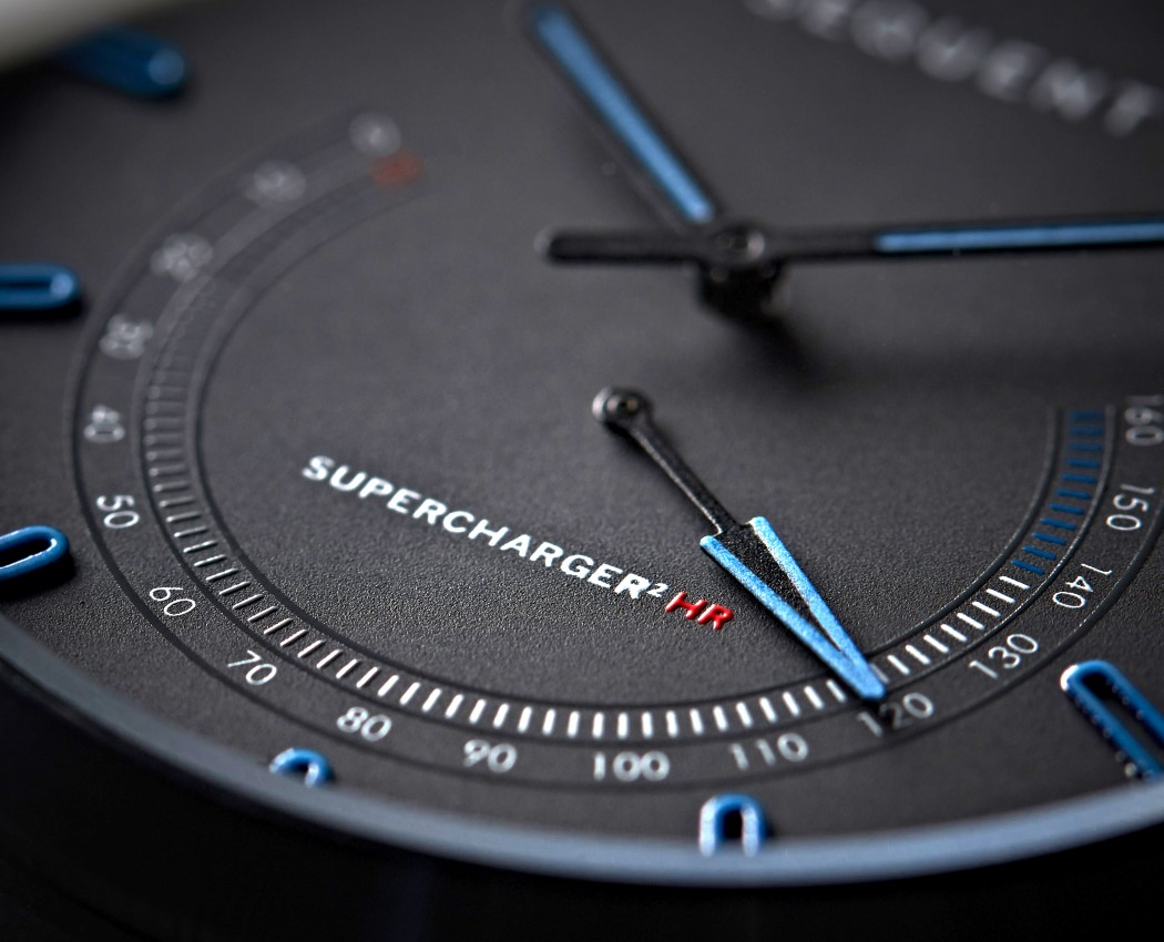Titanium Elektron Self-Charging Smartwatch + Fitness Tracker by Sequent