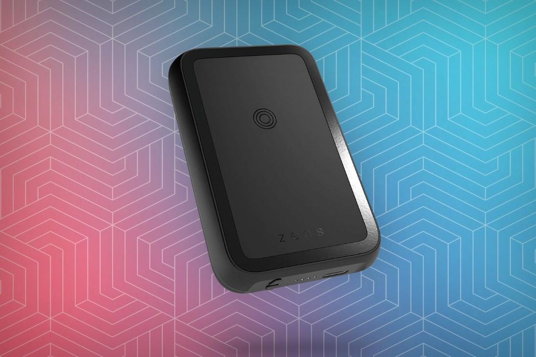 Zens Magnetic Dual Powerbank MagSafe